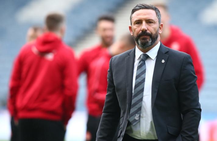 2018 Scottish League Cup Final Celtic v Aberdeen Dec 2nd